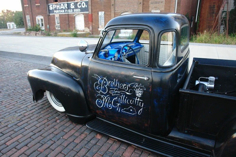 Chevy Pick up 1947 - 1954 custom & mild custom Kgrhqj50
