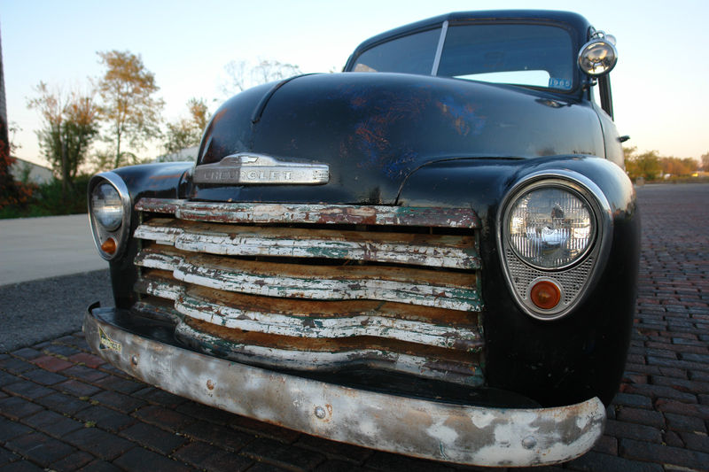 Chevy Pick up 1947 - 1954 custom & mild custom Kgrhqj51