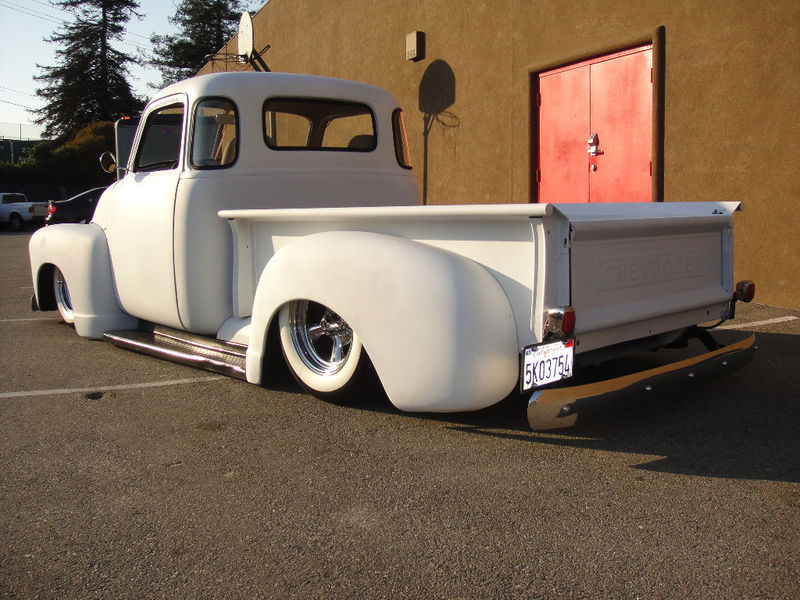 Chevy Pick up 1947 - 1954 custom & mild custom Kgrhqj53