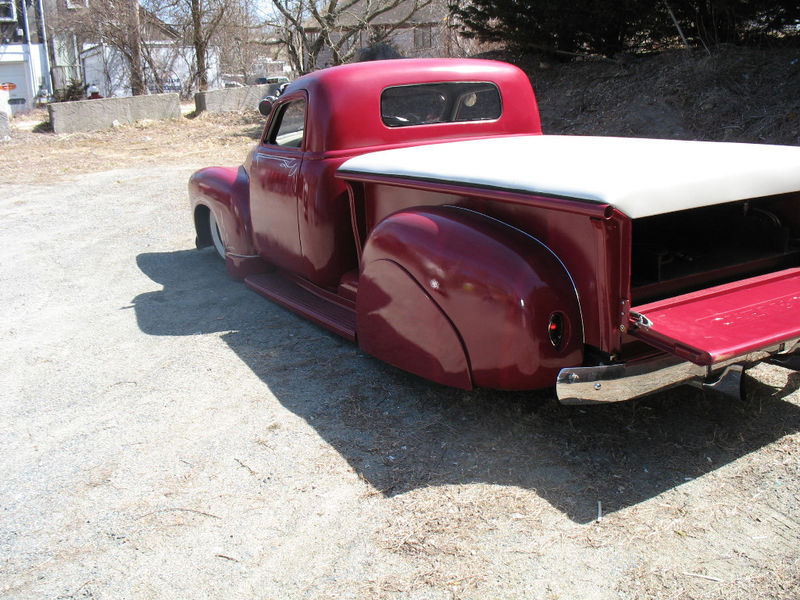 Chevy Pick up 1947 - 1954 custom & mild custom Kgrhqm17