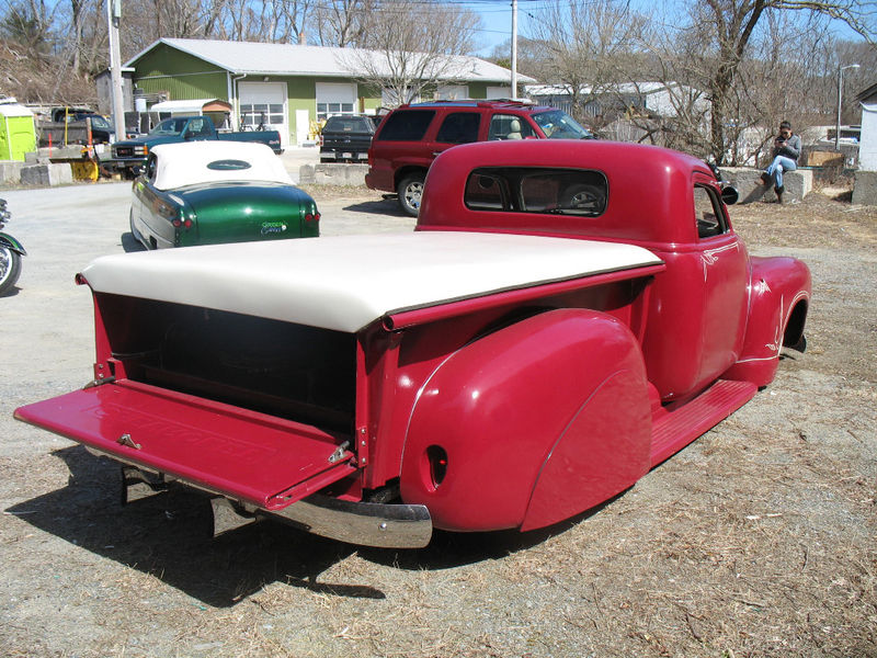 Chevy Pick up 1947 - 1954 custom & mild custom Kgrhqm19