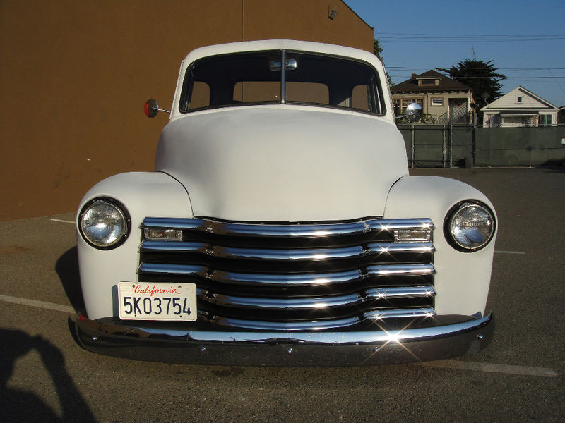 Chevy Pick up 1947 - 1954 custom & mild custom Kgrhqm20