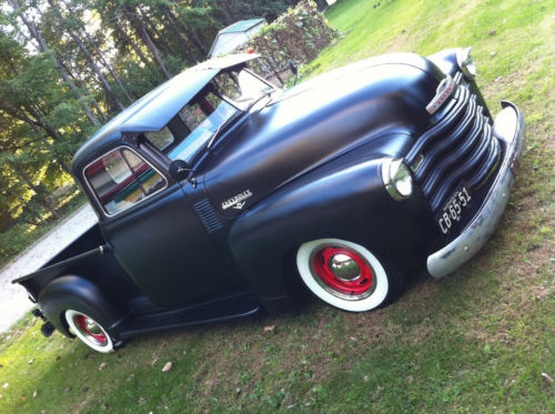 Chevy Pick up 1947 - 1954 custom & mild custom Kgrhqm21