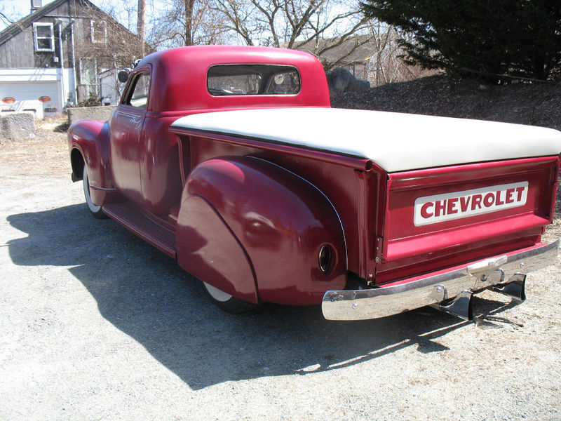 Chevy Pick up 1947 - 1954 custom & mild custom Kgrhqq16