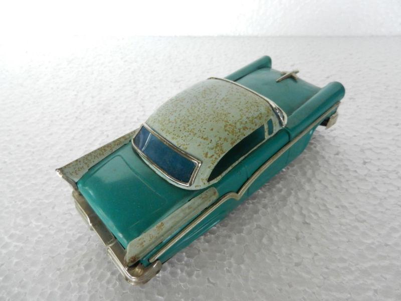 us car -  tôle - Tin Toys -  1950's & 1960's Kgrhqr16