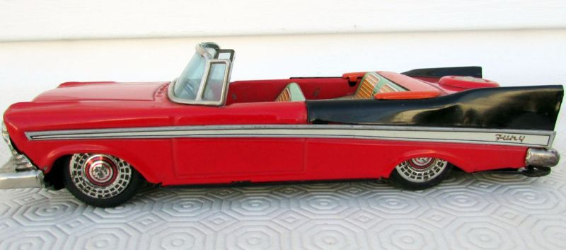 us car -  tôle - Tin Toys -  1950's & 1960's - Page 2 Kgrhqr20