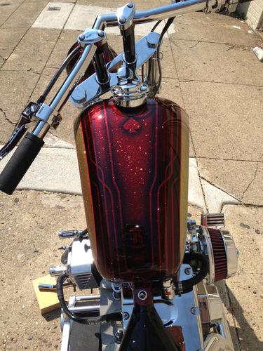 2012 Custom Built Motorcycles Bobber - 120 cc Kgrhqr36