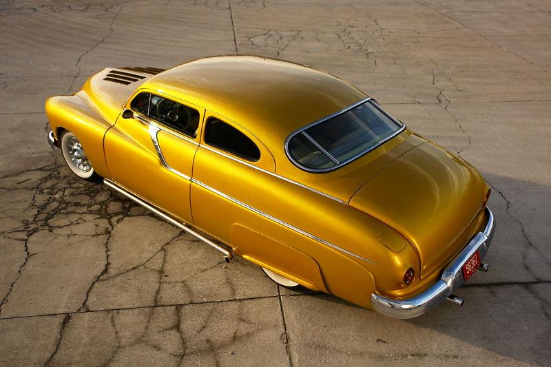 "1949 Mercury - ""GOLD RUSH""  Kgrhqr46"
