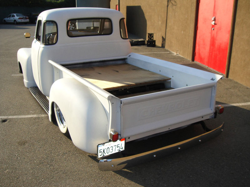 Chevy Pick up 1947 - 1954 custom & mild custom Kgrhqr59