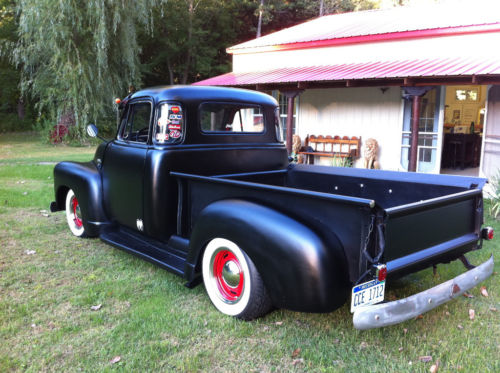 Chevy Pick up 1947 - 1954 custom & mild custom Kgrhqr60