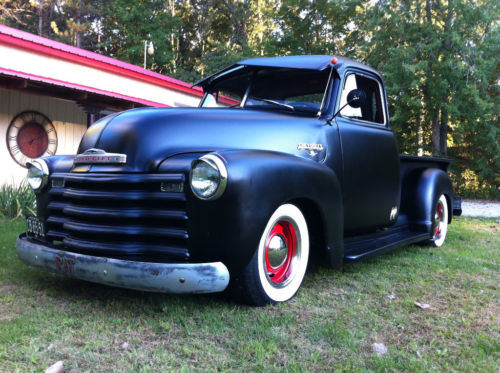 Chevy Pick up 1947 - 1954 custom & mild custom Kgrhqr61