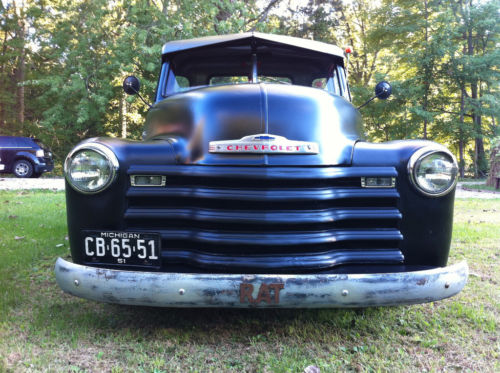 Chevy Pick up 1947 - 1954 custom & mild custom Kgrhqr62