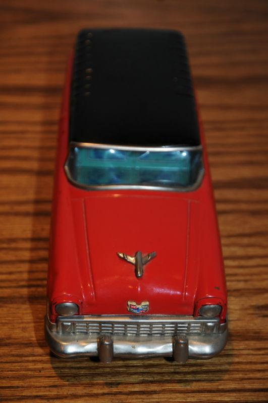 us car -  tôle - Tin Toys -  1950's & 1960's Kgrhqv12