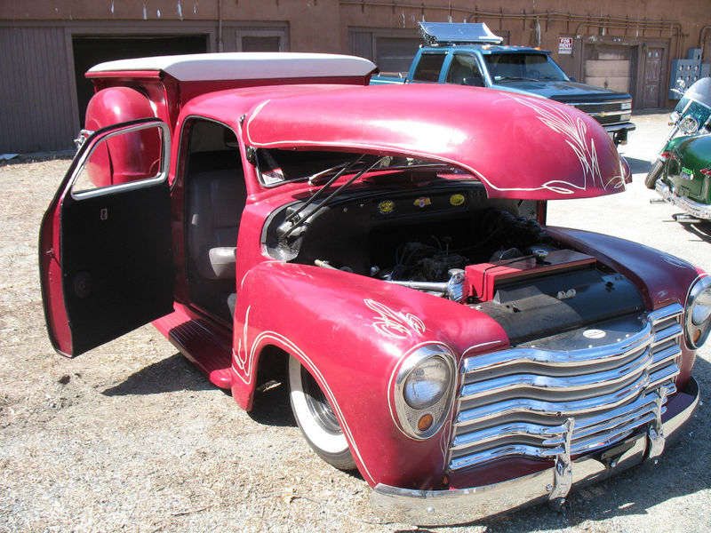 Chevy Pick up 1947 - 1954 custom & mild custom Kgrhqy16