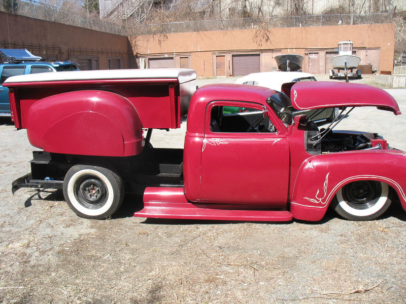 Chevy Pick up 1947 - 1954 custom & mild custom Kgrhqy19