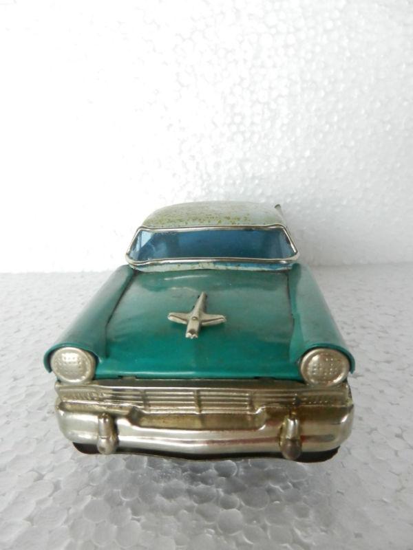 us car -  tôle - Tin Toys -  1950's & 1960's Kgrhqz12