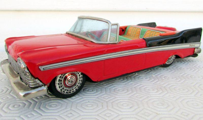 us car -  tôle - Tin Toys -  1950's & 1960's - Page 2 Kgrhqz15