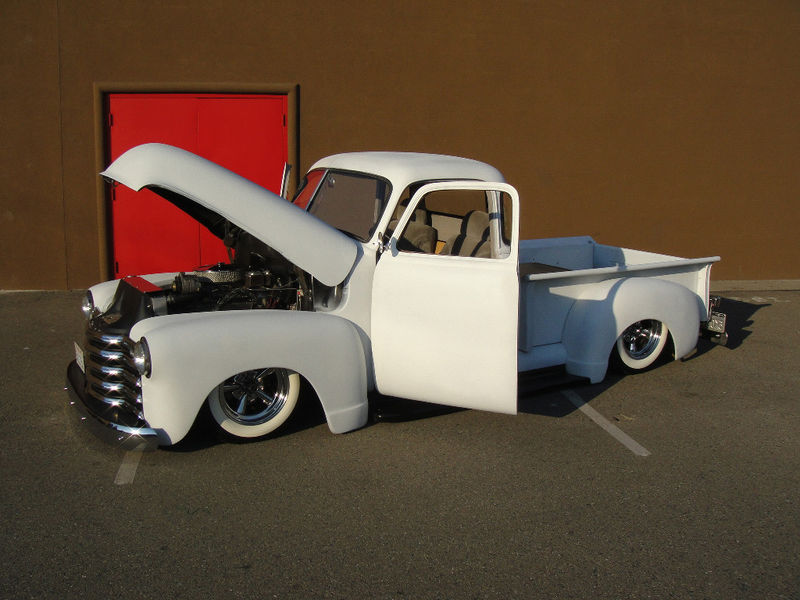 Chevy Pick up 1947 - 1954 custom & mild custom Kgrhqz39