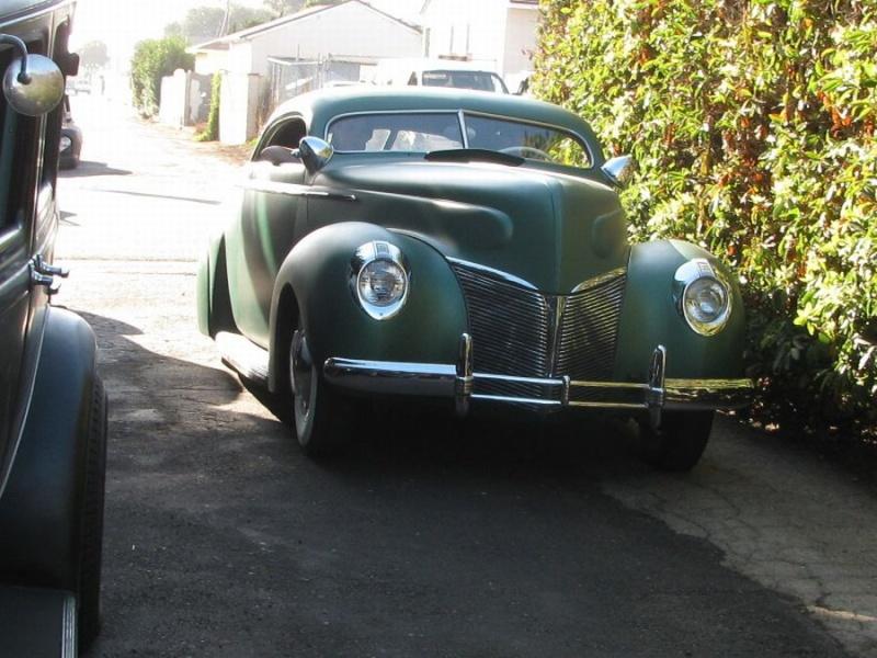Ford & Mercury 1939 - 40 custom & mild custom Ksmerc10