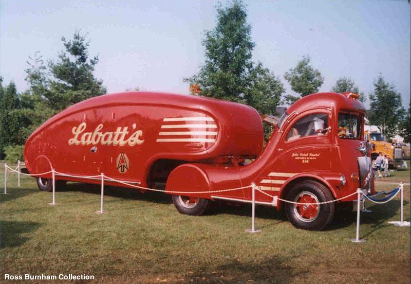 Camions vintages Labatt10
