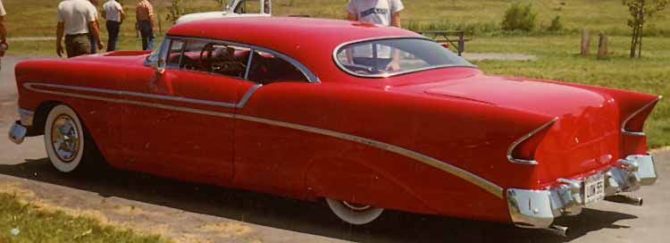 Chevy 1956 custom & mild custom Law13610