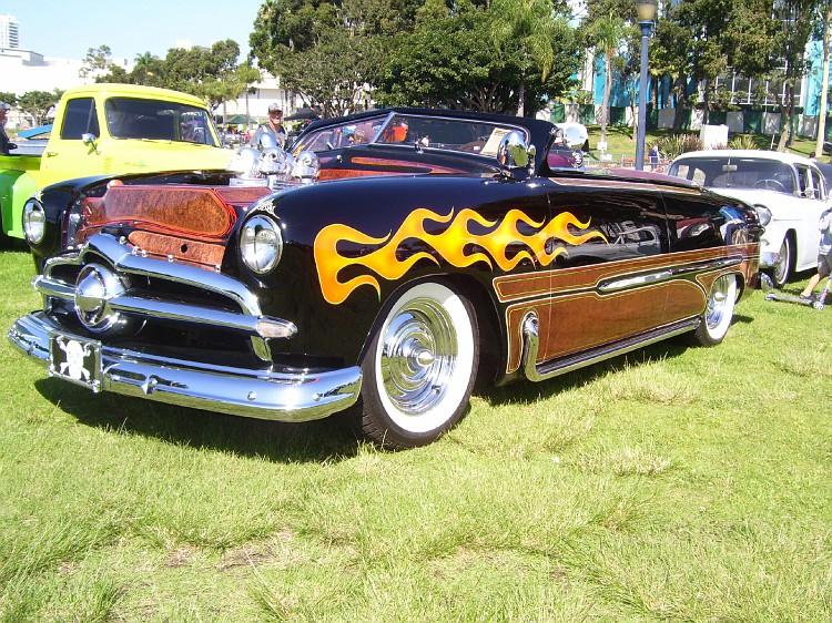 Ford 1949 - 50 - 51 (shoebox) custom & mild custom galerie - Page 4 Longbe10