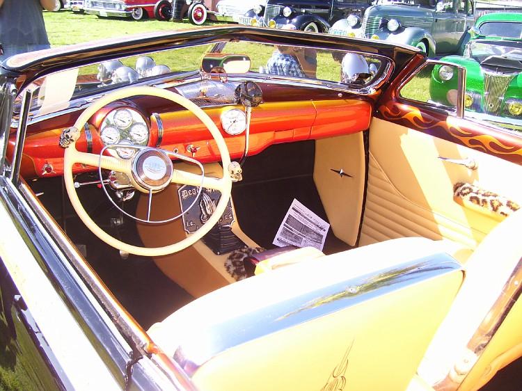 Ford 1949 - 50 - 51 (shoebox) custom & mild custom galerie - Page 4 Longbe13