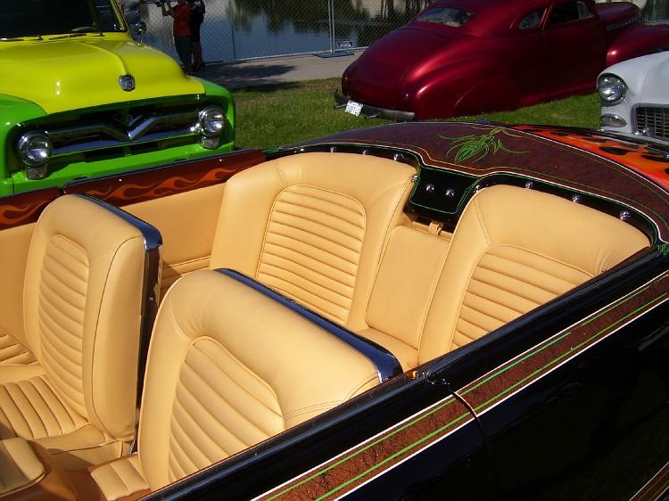 Ford 1949 - 50 - 51 (shoebox) custom & mild custom galerie - Page 4 Longbe14