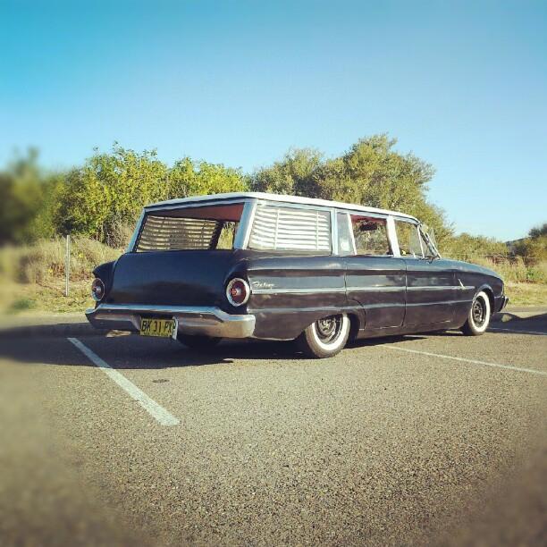 1960's australian wagon custom Lukes10