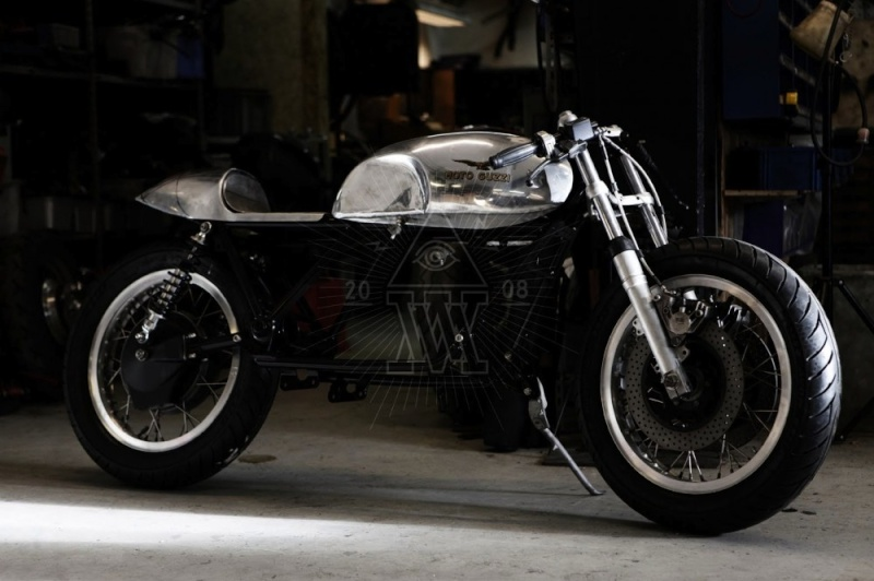 Moto Guzzi 850 T - Cafe racer Mototc14
