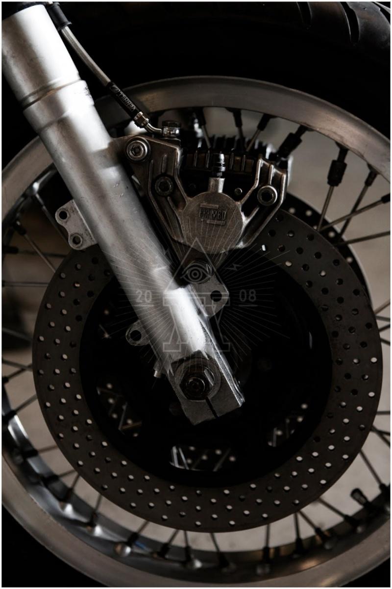 Moto Guzzi 850 T - Cafe racer Mototc15