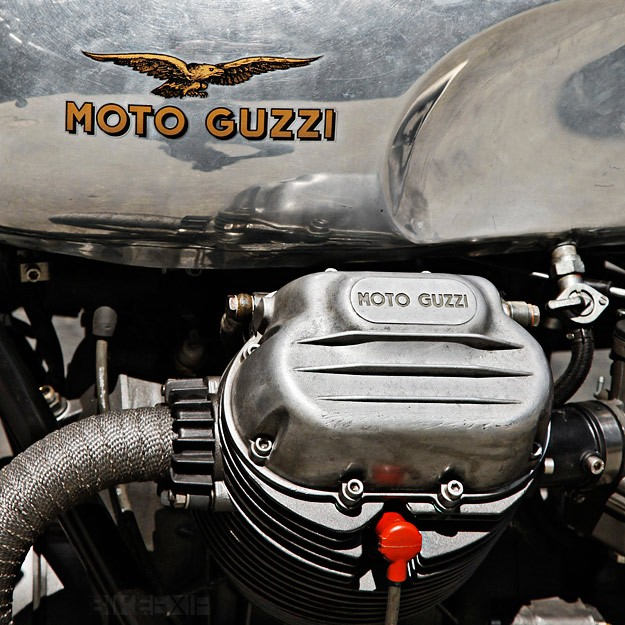 Moto Guzzi 850 T - Cafe racer Mototc16