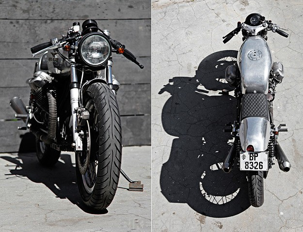 Moto Guzzi 850 T - Cafe racer Mototc19