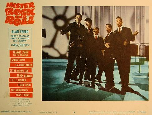 Mr Rock 'n' roll - Alan Freed 1957 Mrrock11