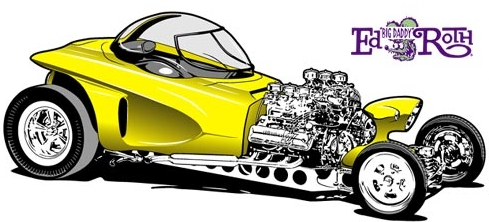 The Mysterion - Ed roth Myster10
