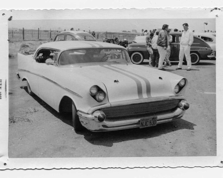 Chevy 1957 custom & mild custom Normri10