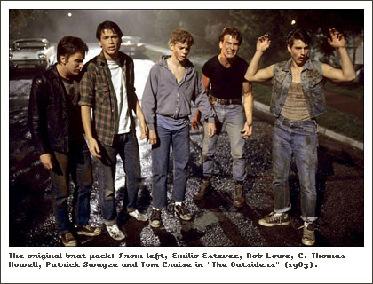 The Outsiders - Francis Ford Coppola - 1983  Outsid10