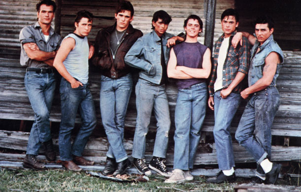 The Outsiders - Francis Ford Coppola - 1983  Outsid11