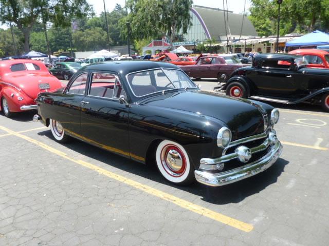 Ford 1949 - 50 - 51 (shoebox) custom & mild custom galerie P1030510