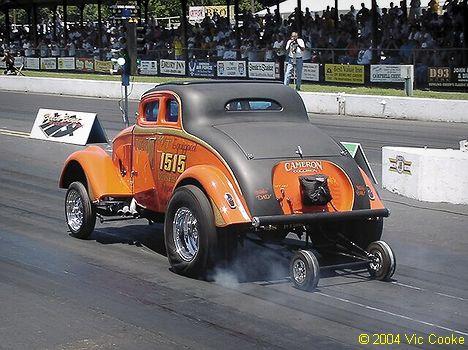 1933 - 1936 Willys gasser P6200110