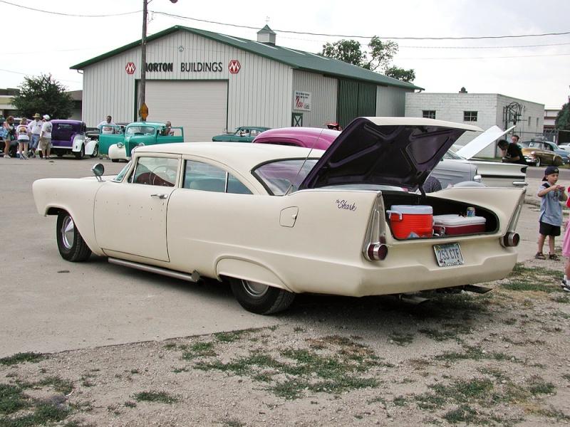 Plymouth  1957 - 1958 custom & mild custom P7060110