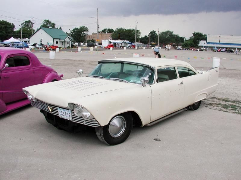 Plymouth  1957 - 1958 custom & mild custom P7060111