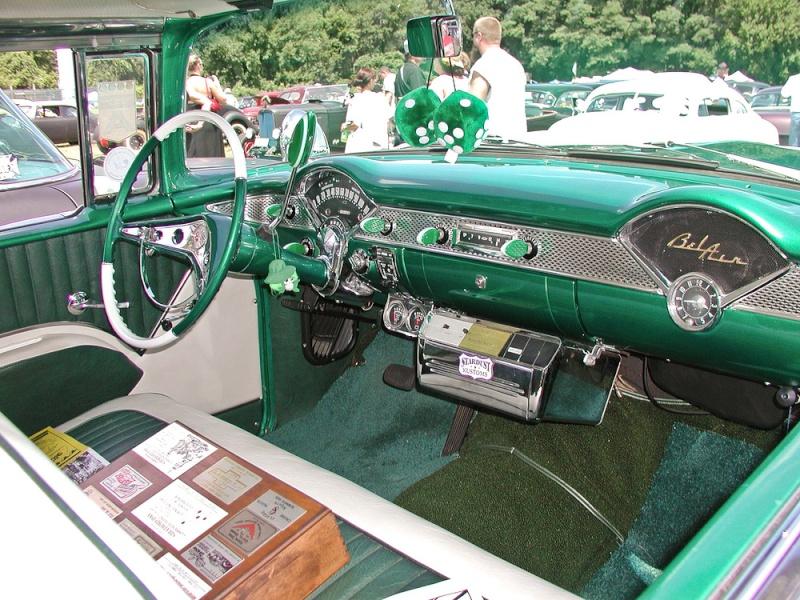 Chevy 1955 custom & mild custom P7170011