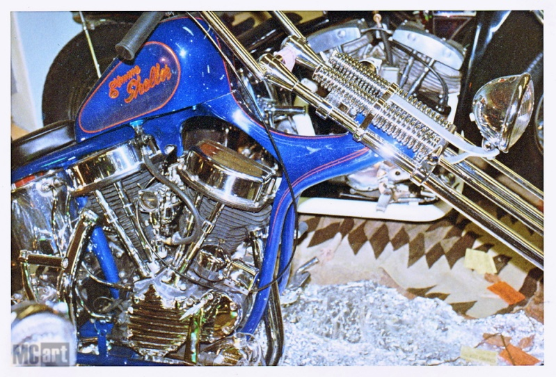 Photo Vintage -vintage pics - Chopper & Bobber - Page 2 Pies-g10