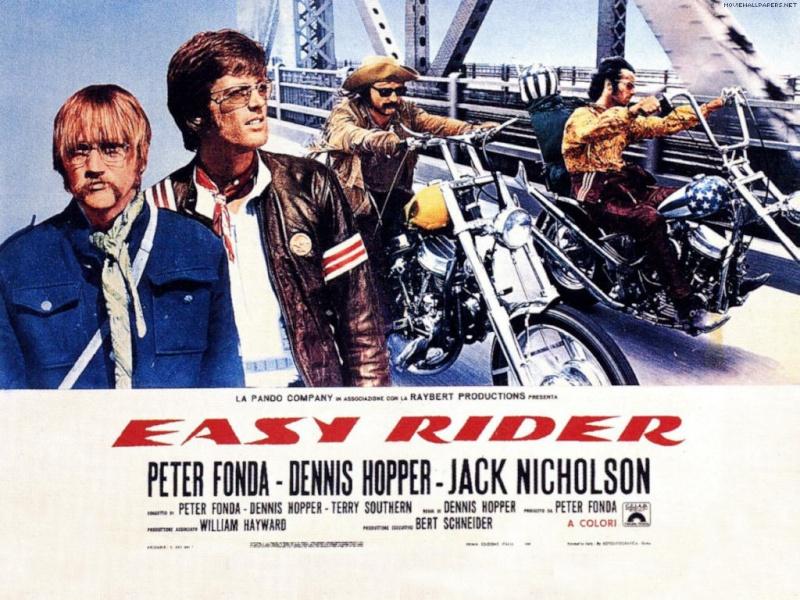 Easy Rider - Dennis Hopper - 1969 Poster10