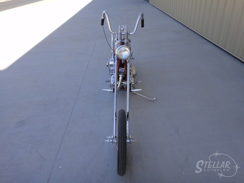 1952 Harley-Davidson FL Pan Head Full Custom Qa_80010