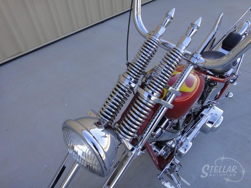 1952 Harley-Davidson FL Pan Head Full Custom Rg_80010