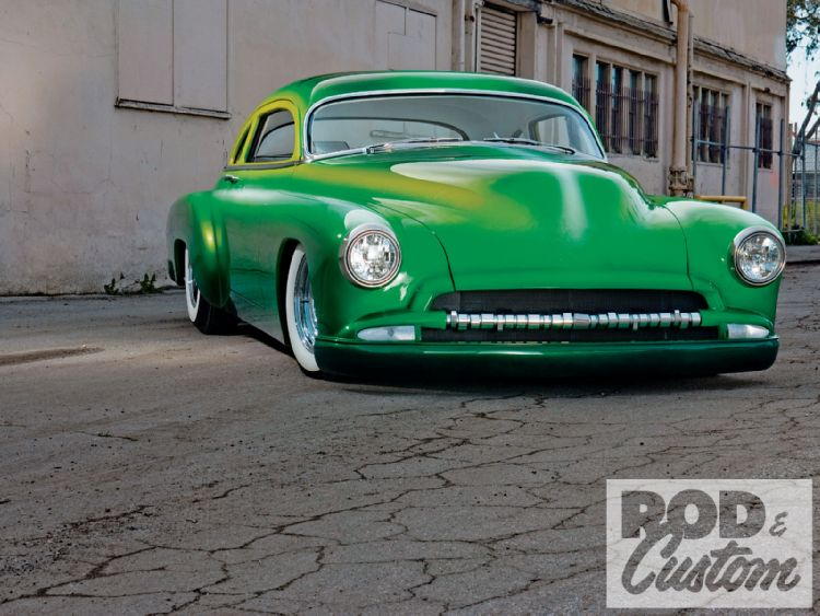Chevy 1949 - 1952 customs & mild customs galerie - Page 2 Rodp_110