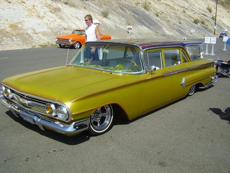 Chevy 1960 custom & mild custom Scde1910