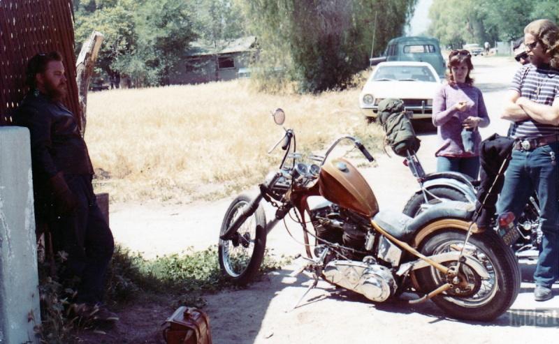 Photo Vintage -vintage pics - Chopper & Bobber Skip_s10